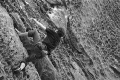 Rock Climbing Photo: Jason McGavin on Twinkie