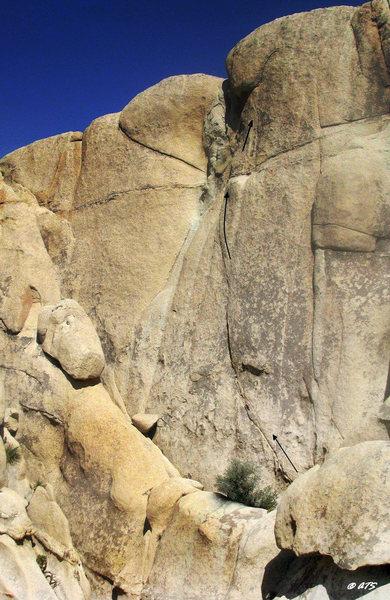 Rock Climbing Photo: Wheat Beri-Beri, 5.11 R