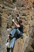 Rock Climbing Photo: The Don...