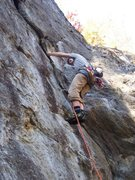 Rock Climbing Photo: Converse BITD