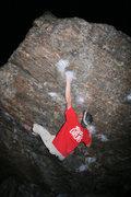 Rock Climbing Photo: left el jorge