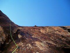 Rock Climbing Photo: Cruxin.