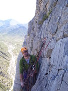 Rock Climbing Photo: Top of the last pitch