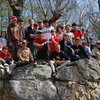March 15th class with troop 757 at HP40.