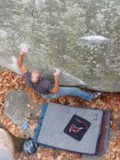 Rock Climbing Photo: Slabalicous V7