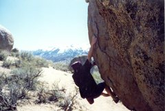 Rock Climbing Photo: 95 Buttermilks