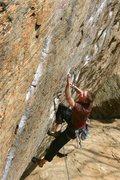 Rock Climbing Photo: James on JC...