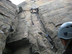 Rock Climbing Photo: Cripple Crack