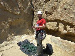 Rock Climbing Photo: joet