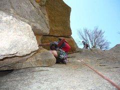 Rock Climbing Photo: Hermes(16)