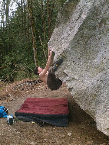 Rock Climbing Photo: The Pred