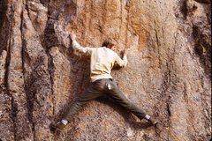 Rock Climbing Photo: Bouldering at Hartman's.