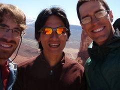 Rock Climbing Photo: Lookers, eh?