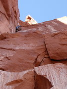 "Rock Climbing Photo: Rob ""I'm not good at offwidths"" Rebel sl..."