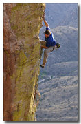 Rock Climbing Photo: Adam Block joins the elite group who have sent Kin...