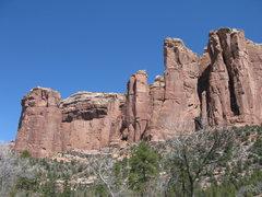 Rock Climbing Photo: Wow! What an amazing awe-inspiring place to be. Th...