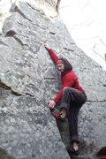 Rock Climbing Photo: Fabio