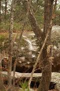 Rock Climbing Photo: Green Lantern