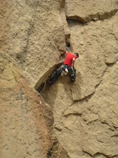 Rock Climbing Photo: Who was Wartley?  ...and why was he so pissed?  Fi...