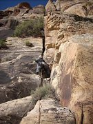 Rock Climbing Photo: The beginning of the Worried Wives Club-- climbing...
