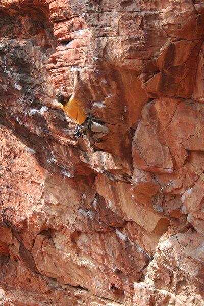 Rock Climbing Photo: Joe Simon