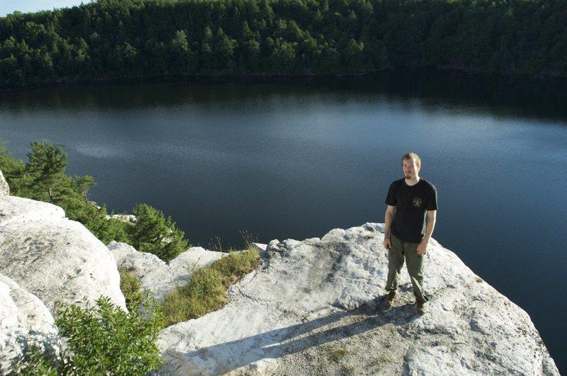 Rock Climbing Photo: Mohawk Preserve NY