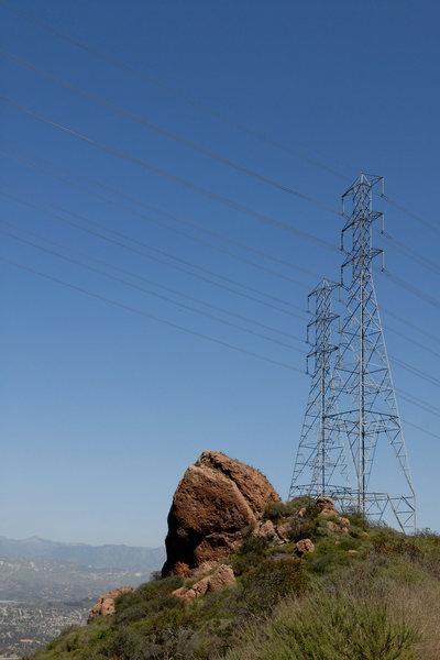 The Outcast, Conejo Mountain
