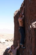 Rock Climbing Photo: Memento