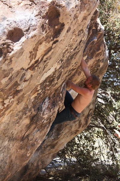 Rock Climbing Photo: Thunderbird