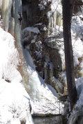 Rock Climbing Photo: Swain's Pillar