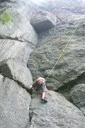 Rock Climbing Photo: Break Away Corner