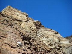 Rock Climbing Photo: Down South at the Quartzite Wasteland, Glenwood Ca...