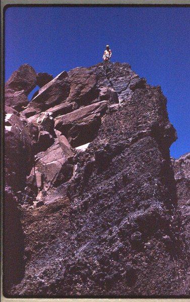 Rock Climbing Photo: Hero shot