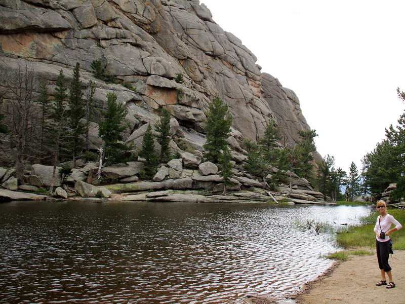 Gem Lake, Lumpy Ridge, Estes Park