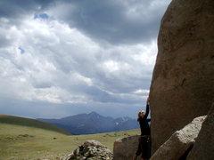 Rock Climbing Photo: Rocky Mountain Park