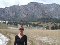 Rock Climbing Photo: The Flatiron's of Boulder, Colorado