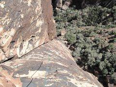 Rock Climbing Photo: Gigi on Smooth Operator, p3.