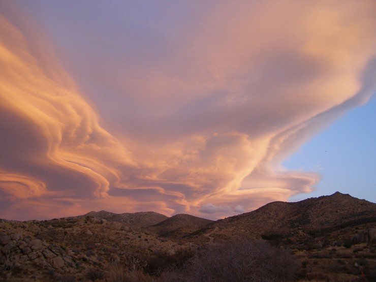 "Rock Climbing Photo: Pre-thunderstorm cloud formations,""no photo d..."