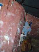 Rock Climbing Photo: Bouldering at ClimbMax gym