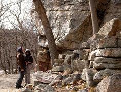 Rock Climbing Photo: Handy Andy