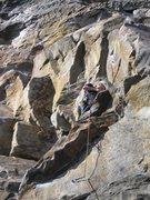 Rock Climbing Photo: Underdog (5.10a), Rumney