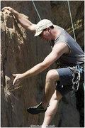 Rock Climbing Photo: Toproping RIP Arete.