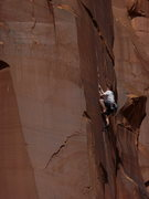 Rock Climbing Photo: Out of the rattly fingers, into the stacks, totall...
