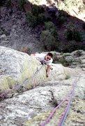 Rock Climbing Photo: new wave
