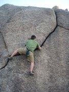 Rock Climbing Photo: McDowells bouldering - The AgroCrag