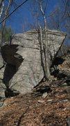 Rock Climbing Photo: Africa Buttress, Mormon Hollow, Massachusetts.