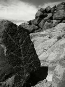 Rock Climbing Photo: Last week Jonny, and I stumbled upon a large conce...