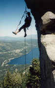 Rock Climbing Photo: Hanging out at Donner