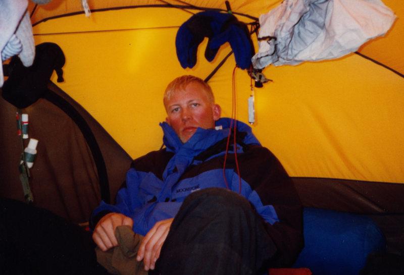 17,200 High Camp Denali 1998