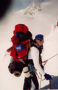 Rock Climbing Photo: Denali slog up to 17,200 camp